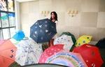 Charitativní malování deštníků
