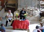 KVĚTEN - FINANCE NA ZATEPLENÍ KAZATELSKÉ STANICE LESTKOV A NA NOVOU FASÁDU - Farní sbor ČCE v Černošíně