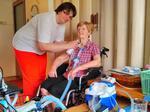 LEDEN - Pomoc pro nemocné seniory - Charita Zábřeh